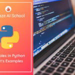Variables In Python and it's Examples
