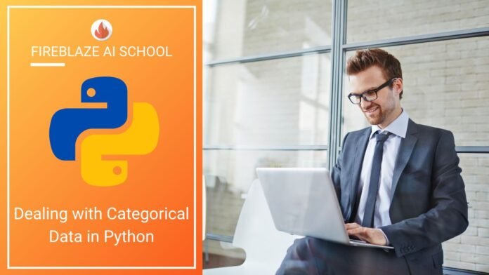 Dealing with Categorical Data in Python