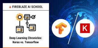 Deep Learning Chronicles: Keras vs. Tensorflow
